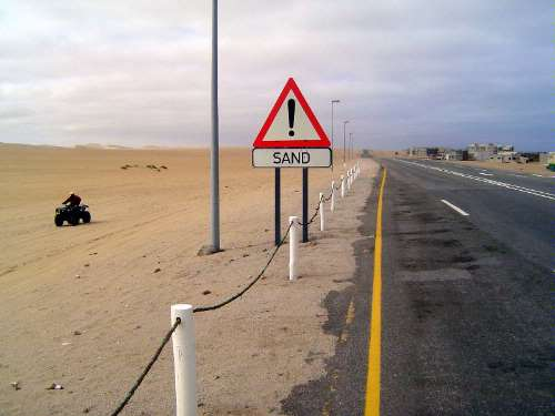 Namibia: Walvis Bay picture 1