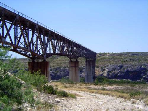 The Western United States: Big Bend picture 11