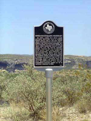 The Western United States: Big Bend picture 19