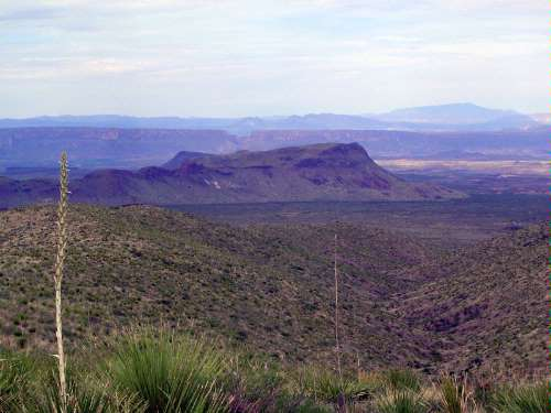 The Western United States: Big Bend picture 33