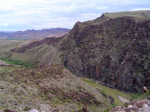 The Western United States: Big Bend picture 54