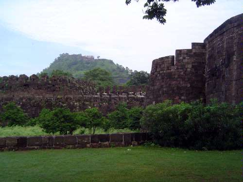 Peninsular India: Deogiri Fort picture 1