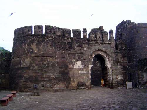 Peninsular India: Deogiri Fort picture 4