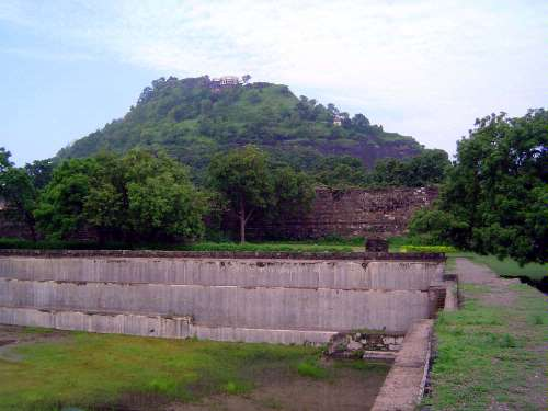 Peninsular India: Deogiri Fort picture 10