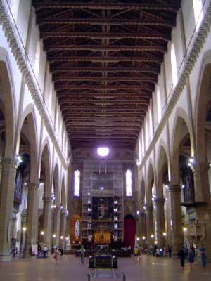 Italy: Florence: Churches picture 6