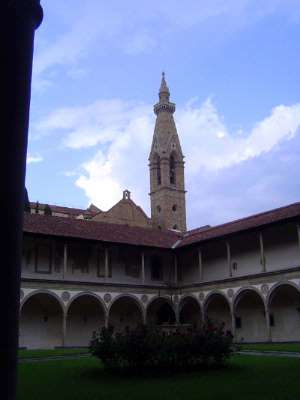 Italy: Florence: Churches picture 18