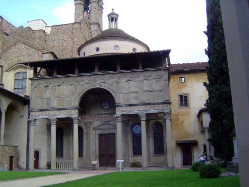 Italy: Florence: Churches picture 11