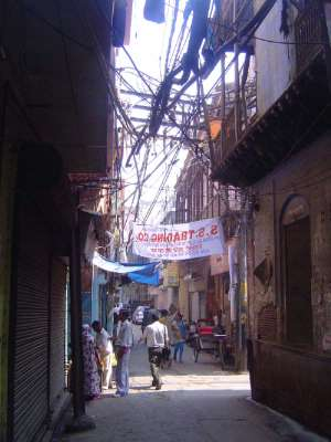 Northern India: Old Delhi (Shahjahanabad) picture 21