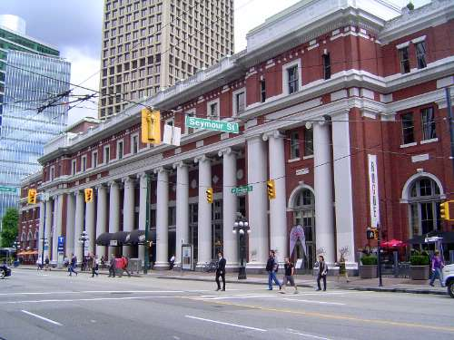 Canada (B.C.): Old Vancouver picture 1