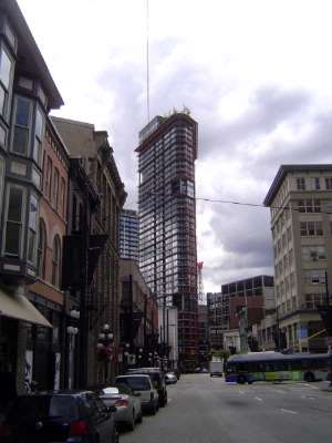 Canada (B.C.): Old Vancouver picture 27