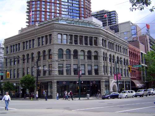 Canada (B.C.): Old Vancouver picture 21