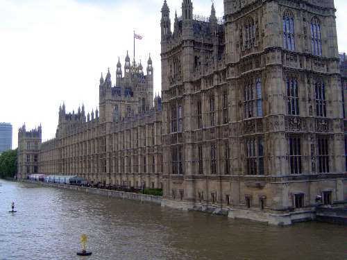 The United Kingdom: London 6: Public Buildings  picture 18