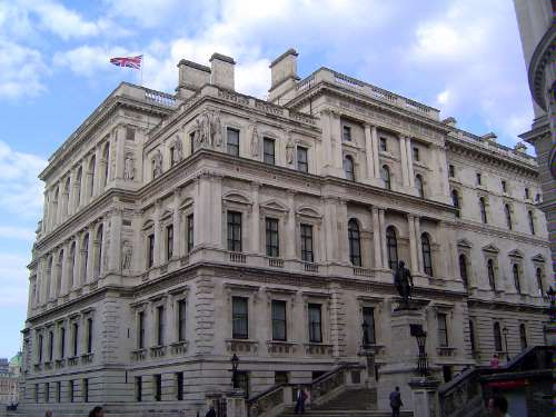 The United Kingdom: London 6: Public Buildings  picture 25