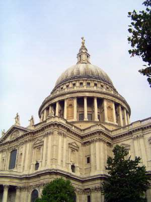 The United Kingdom: London 5: Churches picture 25