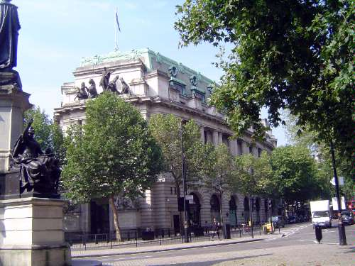 The United Kingdom: London 6: Public Buildings  picture 63