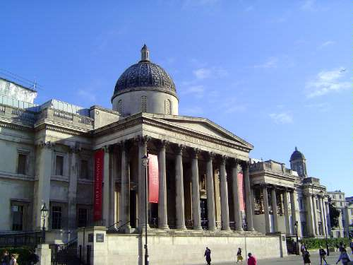 The United Kingdom: London 6: Public Buildings  picture 49