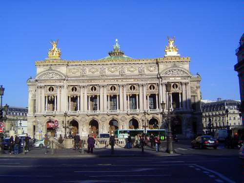 France: Paris 2: Classical picture 15