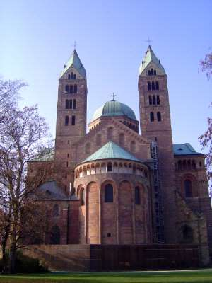 Germany: Speyer Cathedral picture 10