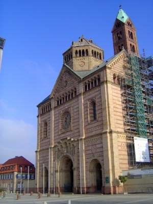 Germany: Speyer Cathedral picture 15