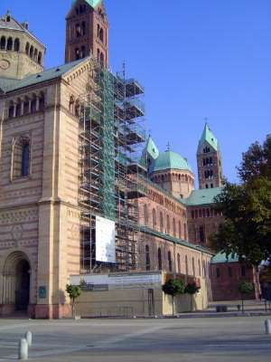 Germany: Speyer Cathedral picture 14