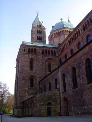 Germany: Speyer Cathedral picture 9