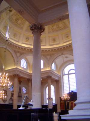 The United Kingdom: London 5: Churches picture 7