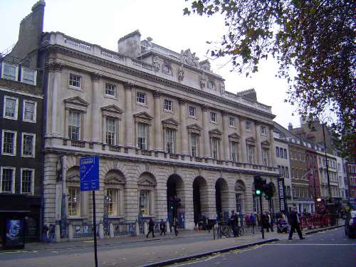 The United Kingdom: London 6: Public Buildings  picture 9