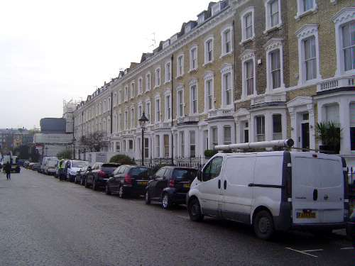 The United Kingdom: London 8: Residential picture 60