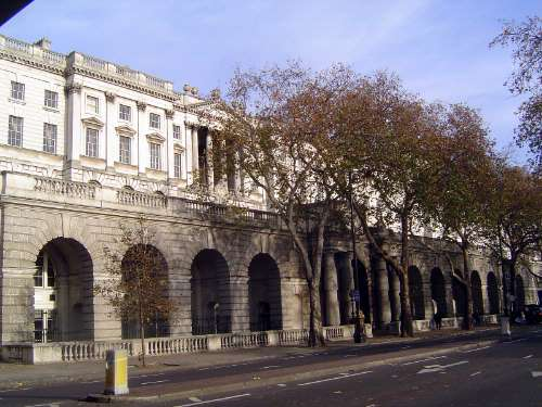 The United Kingdom: London 6: Public Buildings  picture 11
