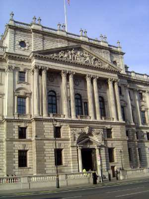 The United Kingdom: London 6: Public Buildings  picture 28