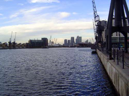 The United Kingdom: London 2: Royal Docks picture 2