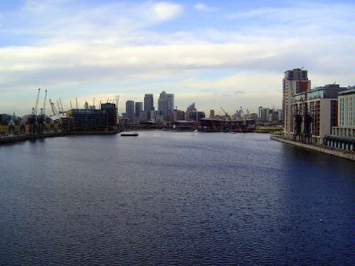 The United Kingdom: London 2: Royal Docks picture 9