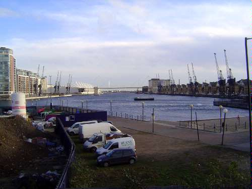The United Kingdom: London 2: Royal Docks picture 27