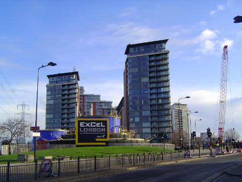 The United Kingdom: London 2: Royal Docks picture 30