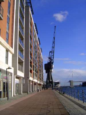 The United Kingdom: London 2: Royal Docks picture 31