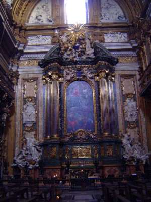 Italy: Rome: More Churches picture 53