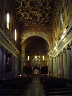 Italy: Rome: More Churches picture 21