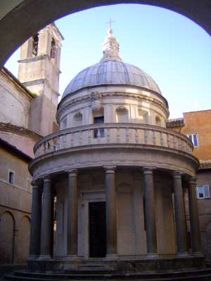 Italy: Rome: More Churches picture 23