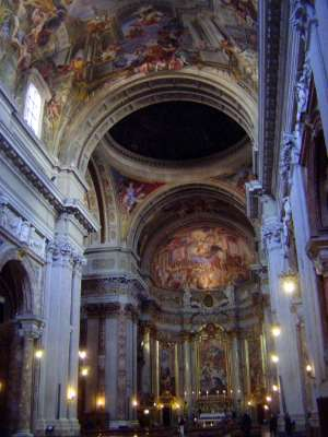Italy: Rome: More Churches picture 47