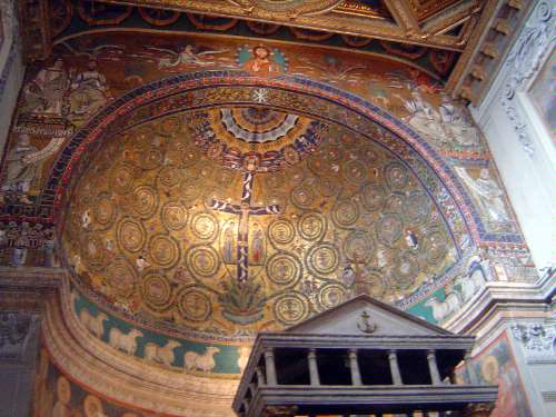 Italy: Rome: More Churches picture 9