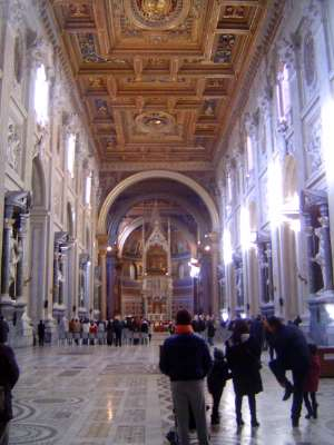 Italy: Rome: More Churches picture 19
