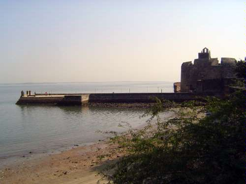 Peninsular India: Diu Fort picture 6