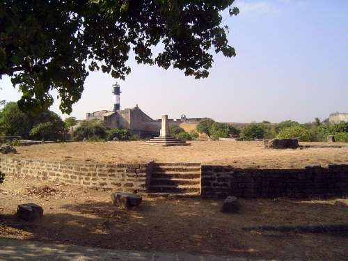 Peninsular India: Diu Fort picture 17