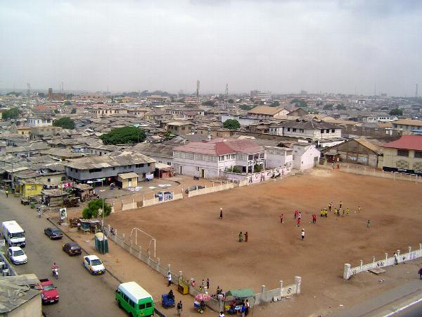 Ghana: Accra 1: Jamestown and Central picture 6