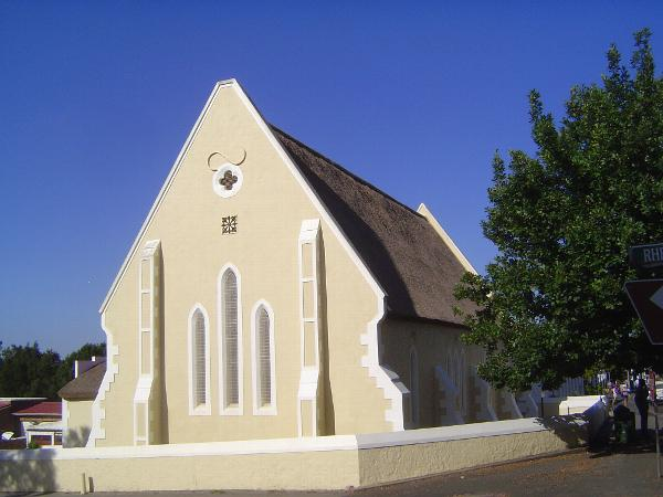 South Africa: Swellendam 3: Community Buildings picture 6