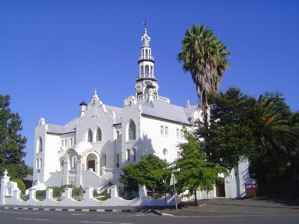 South Africa: Swellendam 3: Community Buildings picture 1