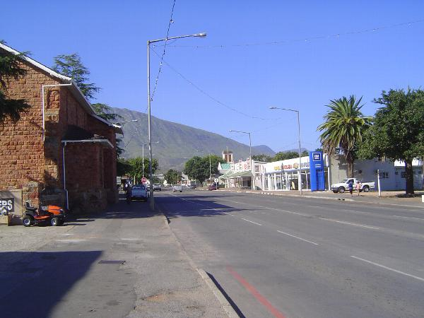 South Africa: Swellendam 3: Community Buildings picture 11