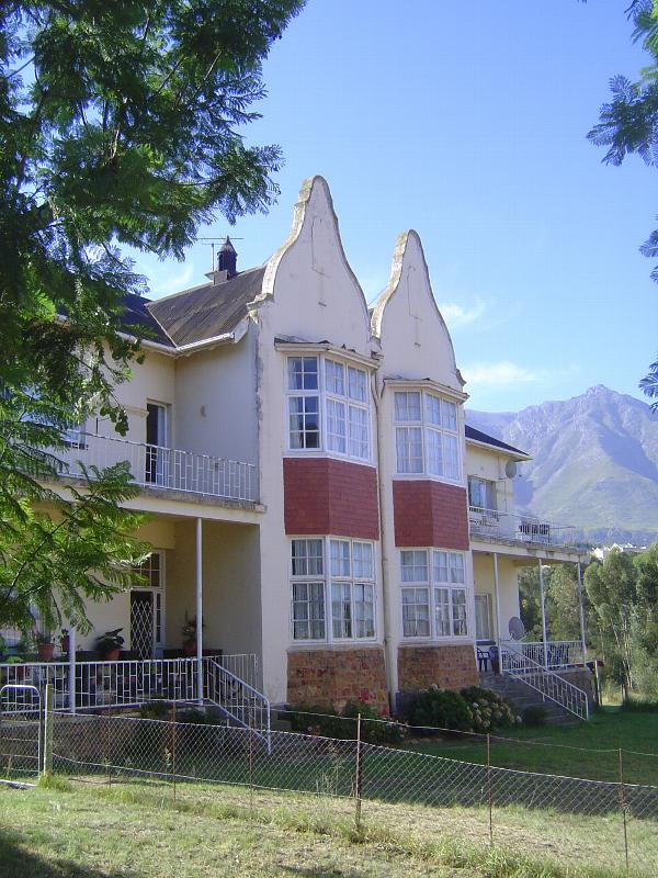 South Africa: Swellendam 3: Community Buildings picture 13
