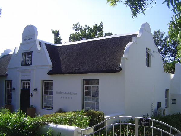 South Africa: Swellendam 1: Houses picture 7