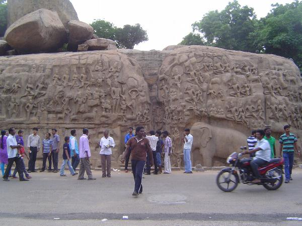 Peninsular India: Mamallapuram 1: Cave Temples and Carvings picture 31